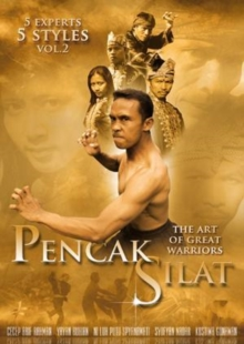 Pencak Silat: The Art of Great Warriors, DVD  DVD