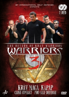 Warriors 3: The Return of Krav Warriors, DVD  DVD