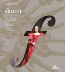 Armide: Les Arts Florissants (Christie), Blu-ray BluRay