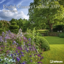 2019 ENGLISH COUNTRY GARDENS 30 X 30 GRI,  Book