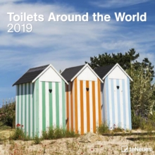 2019 TOILETS AROUND THE WORLD 30 X 30 GR,  Book