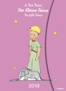 2019 THE LITTLE PRINCE MAGNETO DIARY 16,  Book
