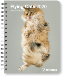FLYING CATS DELUXE DIARY 2020,  Book