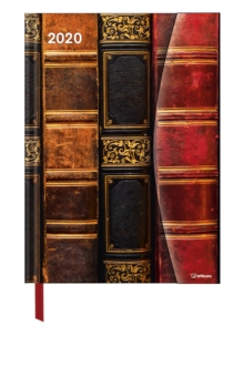 ANTIQUE BOOKS LARGE MAGNETO DIARY 2020,  Book