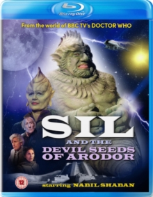 SIL and the Devil Seeds of Arbor, Blu-ray BluRay