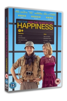 Hector and the Search for Happiness, DVD  DVD
