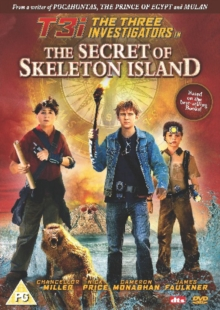 The Three Investigators: The Secret of Skeleton Island, DVD DVD