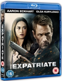 The Expatriate, Blu-ray BluRay