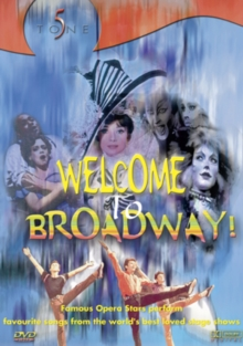 Welcome to Broadway, DVD  DVD
