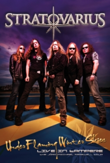 Stratovarius: Under Flaming Skies - Live in Tampere, DVD  DVD