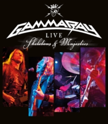 Gamma Ray: Skeletons and Majesties Live, Blu-ray  BluRay