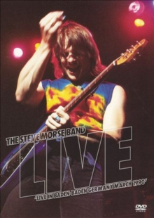 The Steve Morse Band: Live in Baden-Baden, Germany 1990, DVD DVD