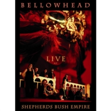 Bellowhead: Live at the Shepherd's Bush Empire, DVD  DVD