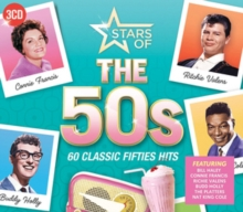 Stars of the 50s, CD / Album Cd