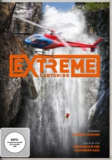 Extreme Canyoning, DVD  DVD