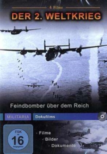 Germany at War: Allied Bombers Over the Reich, DVD  DVD
