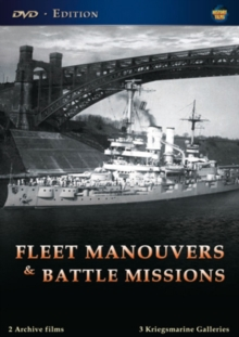 Fleet Manouvers and Battle Missions, DVD  DVD
