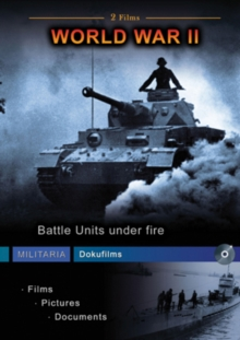 World War II: Battle Units Under Fire, DVD  DVD