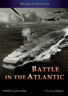 Battle in the Atlantic, DVD  DVD