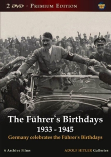 The Führer's Birthdays - 1933 to 1945, DVD DVD