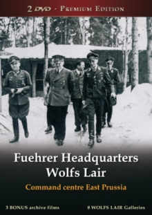 Fuehrer Headquarters Wolf's Lair - Command Centre East Prussia, DVD  DVD