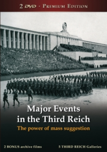Major Events in the Third Reich - The Power of Mass Suggestion, DVD  DVD