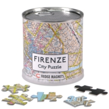 FIRENZE CITY PUZZLE MAGNETS,  Book