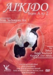 Aikido: From a to Z, DVD  DVD