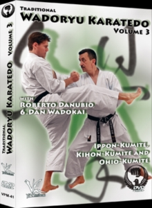 Traditional Wadoryu Karatedo: Volume 3, DVD  DVD