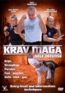 Krav Maga: Entry Level and Intermediate Techniques, DVD  DVD