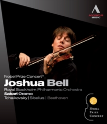 Nobel Prize Concert: 2010 Royal Stockholm Philharmonic (Bell), Blu-ray  BluRay