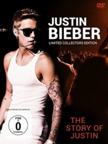 Justin Bieber: The Story of Justin, DVD  DVD