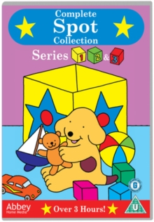 Spot: The Complete Spot Collection - Series 1-3, DVD  DVD