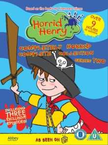 Horrid Henry: Completely Horrid Complete Collection - Series Two, DVD  DVD