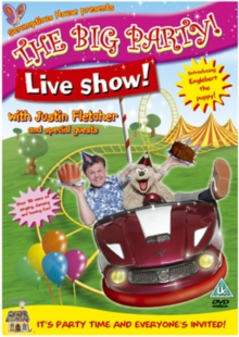 The Big Party! Live Show! With Justin Fletcher, DVD DVD