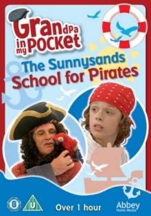 Grandpa in My Pocket: The Sunnysands School for Pirates, DVD DVD