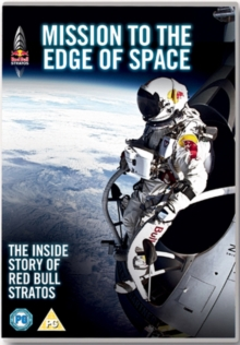 Red Bull Presents: Mission to the Edge of Space, DVD  DVD