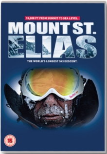 Red Bull Presents: Mount St. Elias, DVD  DVD