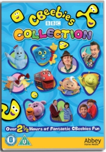CBeebies Collection, DVD  DVD