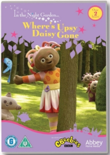 In the Night Garden: Where's Upsy Daisy Gone?, DVD  DVD