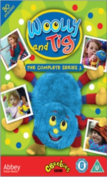 Woolly and Tig: The Complete Series 1, DVD  DVD