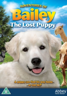 Adventures of Bailey: The Lost Puppy, DVD  DVD