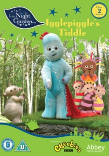 In the Night Garden: Igglepiggle's Tiddle, DVD  DVD
