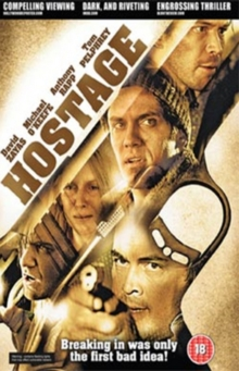 Hostage, DVD  DVD