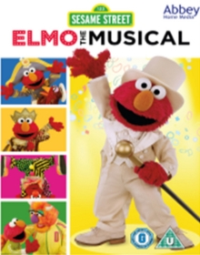 Elmo - The Musical, DVD  DVD