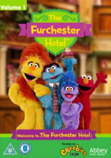 The Furchester Hotel: Welcome to the Furchester - Volume 1, DVD DVD