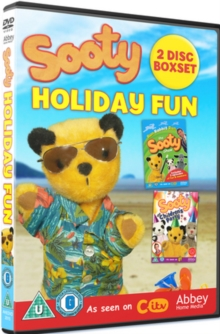 Sooty: Holiday Fun, DVD DVD