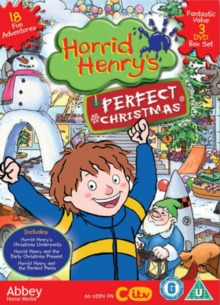 Horrid Henry: Perfect Christmas, DVD  DVD