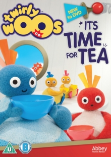 Twirlywoos: It's Time for Tea, DVD DVD