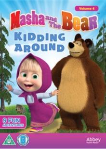 6ef2b90533024 Masha and the Bear: Kidding Around